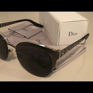 Dior sunglasses.